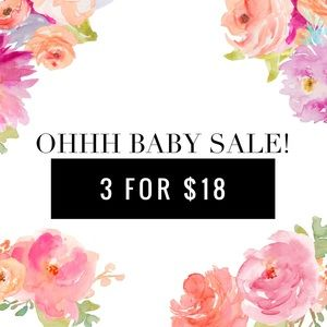 Other - Ohhh Baby Sale!